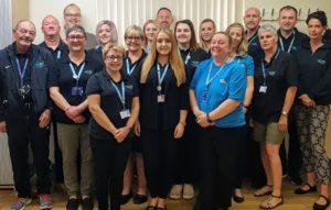 East Durham Hub Team